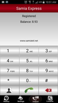 SamiaExpress apk screenshot