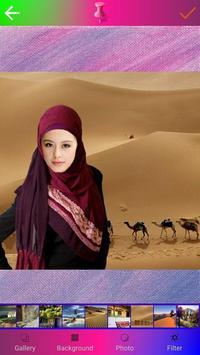 Women Hijab Fashion Suit poster