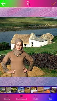 Women Hijab Fashion Suit screenshot 2