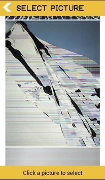 Glass break prank apk screenshot