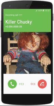 Killer Chucky call - prank screenshot 10