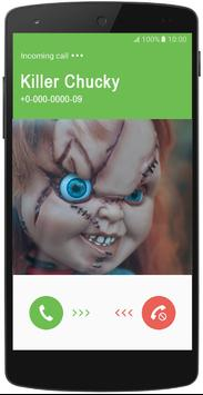Killer Chucky call - prank screenshot 8