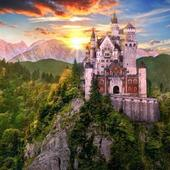 Castle Jigsaw Puzzles Free icon