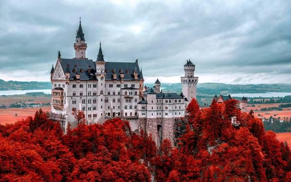 Castle Jigsaw Puzzles Free poster