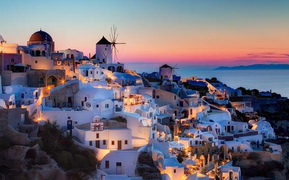 Greece Jigsaw Puzzles Free poster