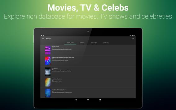 Movie & TV Guide apk screenshot