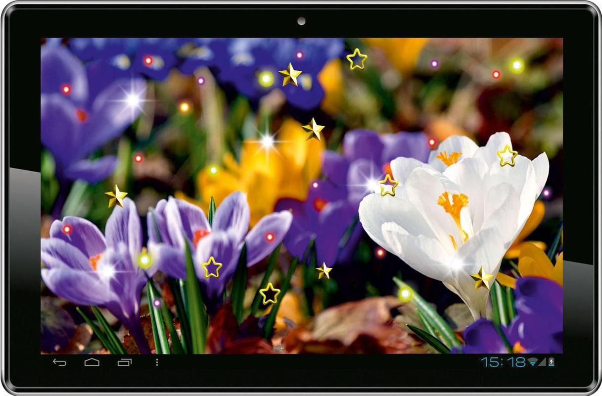 Spring Flowers Live Wallpaper Apk Download Free Personalization