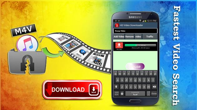 Fastest Video Downloader HD poster