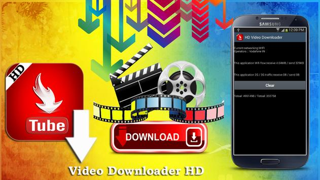 Fastest Video Downloader HD apk screenshot