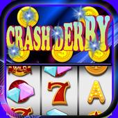 Crash Derby Slots App icon