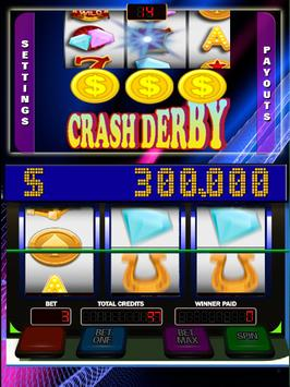 Crash Derby Slots App screenshot 1