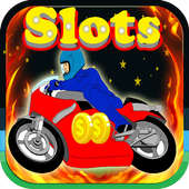Motorcycle Racing Games Slots icon