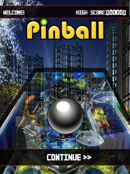 Pinball Game - Pro Pinball Games 3D poster