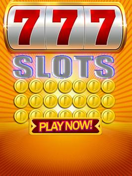 Casino Slot - Play Slots For Reel Money poster