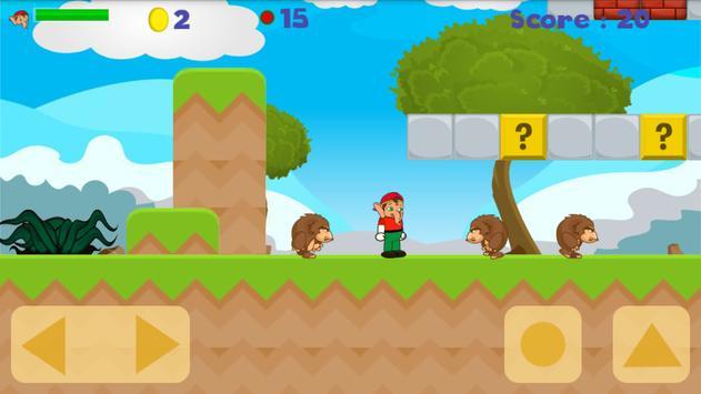 smart boy run adventure apk screenshot