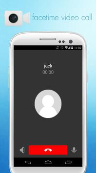Free Facetime Video Call Chat تصوير الشاشة 10