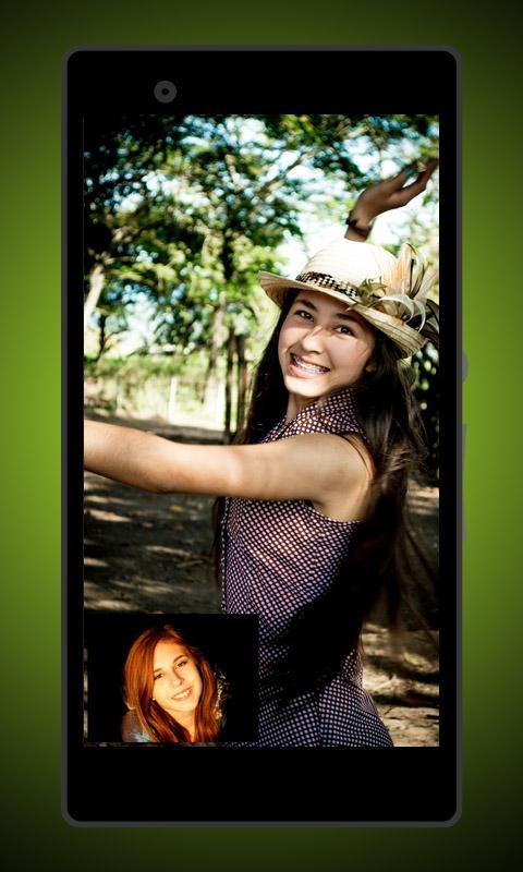 how to make a facetime call on android