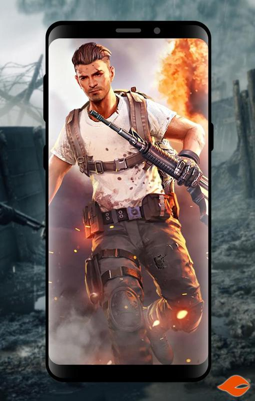 Free Fire Wallpaper Hd For Android Apk Download