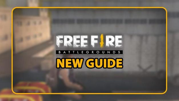 Hints for Free Fire Battlegrounds Guide poster