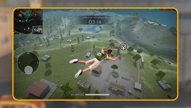 Hints for Free Fire Battlegrounds Guide screenshot 2