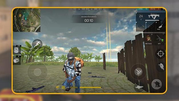 Hints for Free Fire Battlegrounds Guide screenshot 3