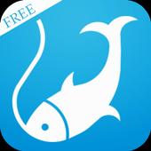 Free Fishbrain Fishing Guide icon