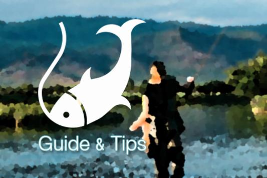 Free Fishbrain Fishing Guide poster