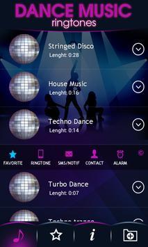 Dance Music Ringtones screenshot 2