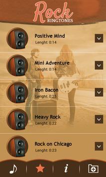 Rock Ringtones screenshot 3
