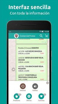 Frutas Eladio Messenger screenshot 1