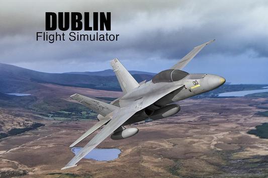 Dublin Flight Simulator poster