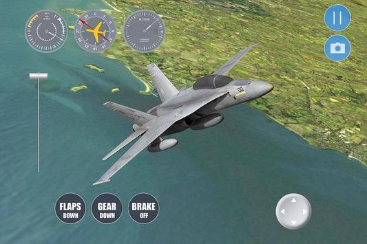 Dublin Flight Simulator apk screenshot