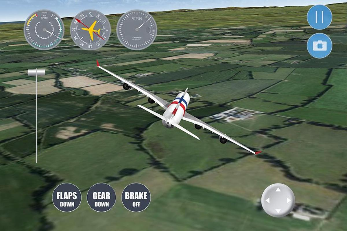 how to download a flight simulator for free