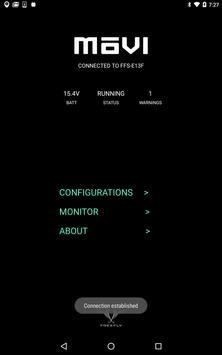 Freefly MōVI apk screenshot