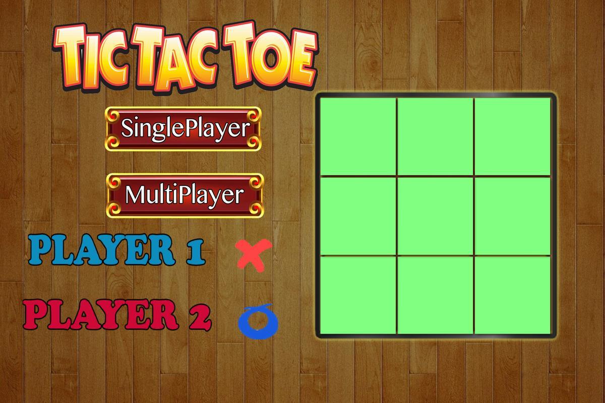 Tic Tac Toe Online Multiplayer