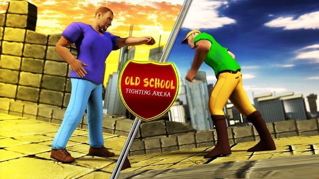 Old School Street Fighting - Gangster Crime War apk screenshot
