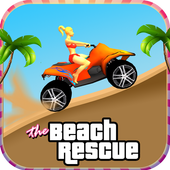 Beach Rescue Buggy 3D icon