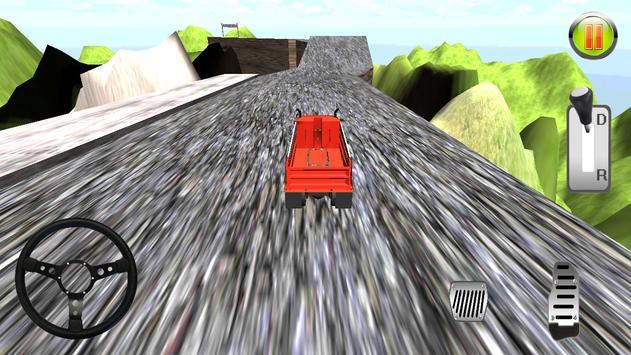Hill Climb Truck apk screenshot