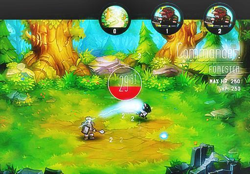 Tap for the Adventure apk screenshot