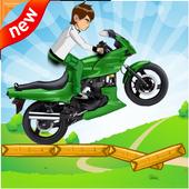 Ben Motorbike 10 icon