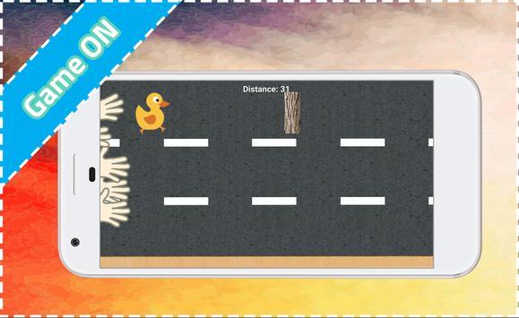 Chicken Run : Free Cross Road apk screenshot