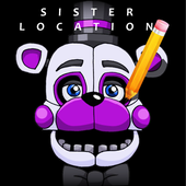 Learn How to Draw FNAF SL icon