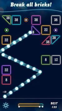Balls vs Blocks : Bricks Breaker Throw screenshot 1