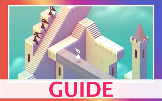 Guide for Monument Valley tips screenshot 2