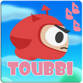 Touby jump adventure icon