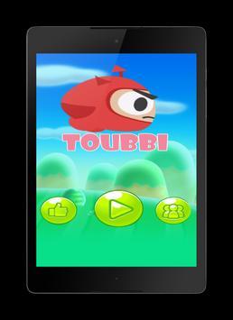 Touby jump adventure screenshot 7