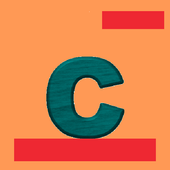 Jumping Alphabet C icon