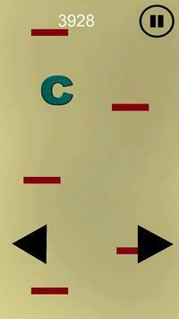Jumping Alphabet C screenshot 1