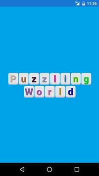 Puzzling World poster