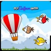 Fly Balloon High icon